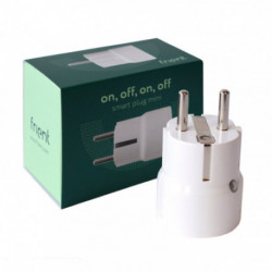 FRIENT - Zigbee HA Smart Plug Mini with consumption measurement - SCHUKO Version