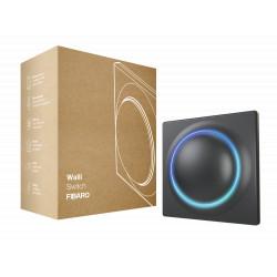 FIBARO - Interrupteur intelligent Z-Wave+ Fibaro Walli Switch Anthracite