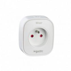 SCHNEIDER ELECTRIC - Prise connectée et répéteur Zigbee 3.0 Wiser