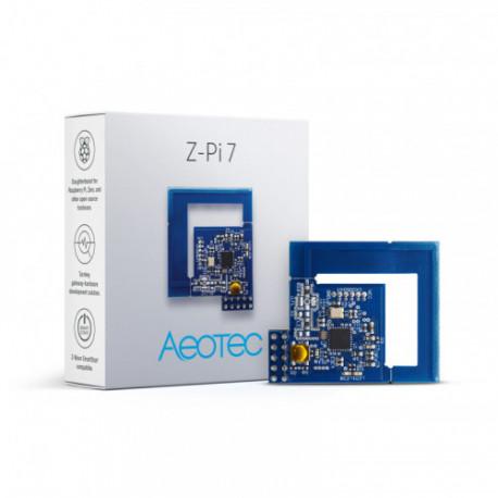 AEOTEC - Carte d'extension Z-Pi 7 Z-Wave+ 700 pour Raspberry Pi
