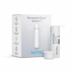 AEOTEC - Capteur d'ouverture de porte à encastrer Z-Wave+ 700 Recessed Door Sensor 7