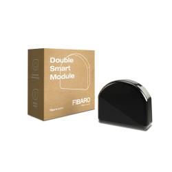 FIBARO - Micromodule commutateur libre de potentiel Double Z-Wave+ Fibaro Smart Module FGS-224