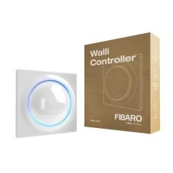 FIBARO - Interrupteur mural sans fil Z-Wave+ 700 Fibaro Walli Controller