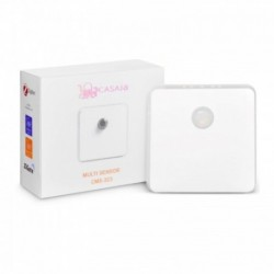 CASA.IA - Multi-Sensor Zigbee - Movements/Vibrations/Temperature/Humidity