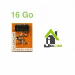 JEEDOM - Carte mémoire eMMC 16Go de remplacement pour Jeedom Smart