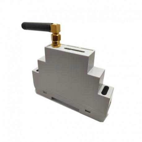 LIXEE - Modem GSMS-DIN - Contrôle de sa box domotique par SMS (compatible JEEDOM)