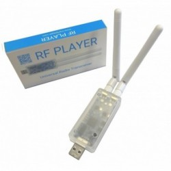 GCE ELECTRONICS - RFPLAYER 433/868MHz USB transceiver