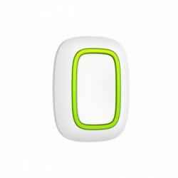 AJAX - Bouton programmable radio (panique ou action) blanc
