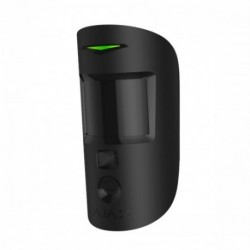 AJAX - Wireless motion detector with camera black