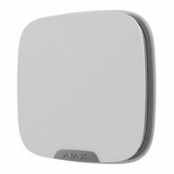 AJAX - Sirène radio intérieur/extérieur avec flash 113 dB blanche
