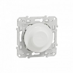 SCHNEIDER ELECTRIC - Dimmer rotary button Zigbee 3.0 Wiser white