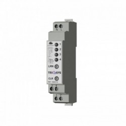 TRIO2SYS - DIN rail receiver 4 LED channels with power monitoring