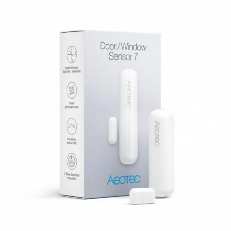 AEOTEC - Capteur d'ouverture porte/fenêtre Z-Wave+ 700 Door/Window Sensor 7