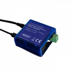 HASSEB - USB DALI Master with integrated bus power supply