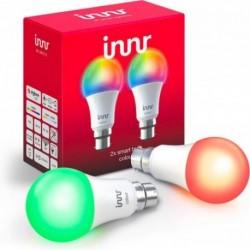 INNR - Connected bulb type E14 - ZigBee 3.0 RGBW + White adjustable