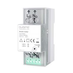 QUBINO - Module Rail DIN compteur d'énergie Z-Wave+