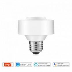 LORATAP - Smart Zigbee 3.0 LED bulb socket lamp adapter E27 works