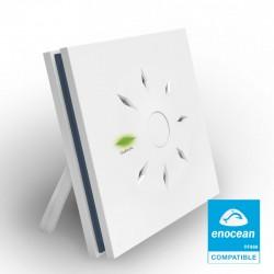 NEXELEC - Moniteur de qualité d'air intérieur et Détecteur de dioxyde de carbone EnOcean INSAFE+ Carbon