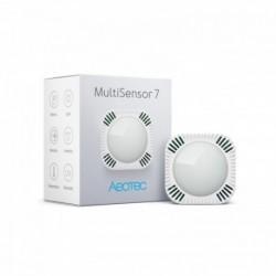 AEOTEC - Détecteur multifonctions 6 en 1 MultiSensor 7 Z-Wave 700