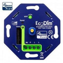 ECODIM - Smart LED rotary dimmer Z-Wave 200W ECO-DIM.07 Basic