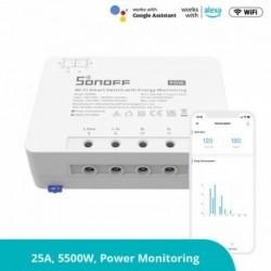 SONOFF - Commutateur intelligent WIFI haute puissance (25A)