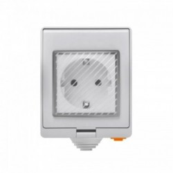 SONOFF - Smart Wi-Fi waterproof outdoor socket (SCHUKO version)