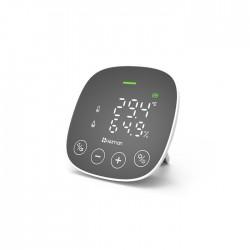 HEIMAN - Air quality sensor (CO2, temperature, humidity) Zigbee 3.0 + visual and audible alarm