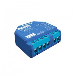 SHELLY - Micromodule commutateur intelligent Wi-Fi Shelly Plus 1 (contact sec)