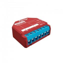 SHELLY - Micromodule commutateur intelligent Wi-Fi avec mesure d'énergie Shelly Plus 1PM
