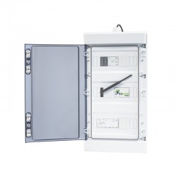 Tableau électrique domotisé pré-configuré