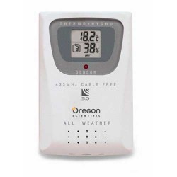 OREGON SCIENTIFIC Sonde thermo hygro 10 canaux THGR810 station pro