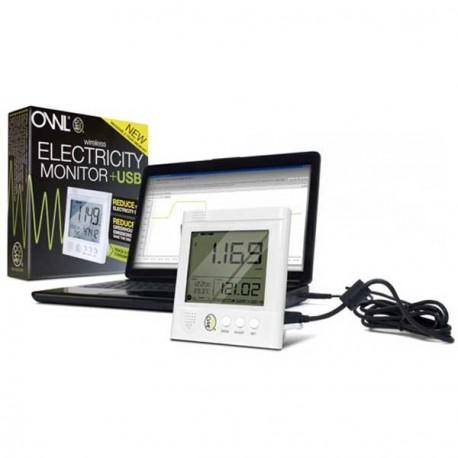 OWL+USB Enregistreur de consommation OWL CM160