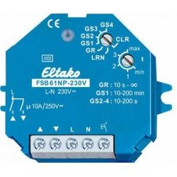 ELTAKO Actionneur radio, commande de stores et rideaux à rouleaux, encastrable FSB61NP-230V