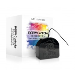 FIBARO Contrôleur RGBW Z-Wave FGRGB-101