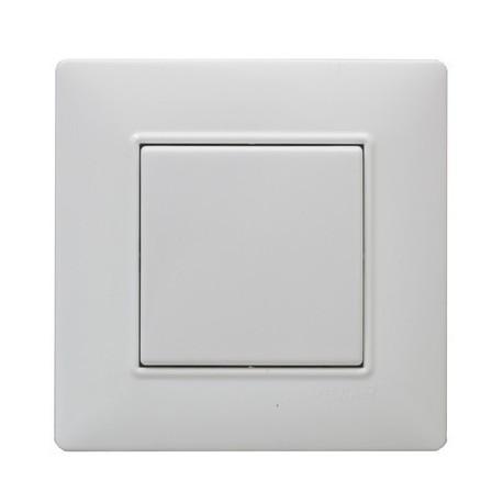 VIMAR Interrupteur sans fil EnOcean blanc 1 touche