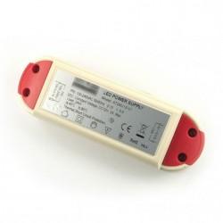 Alimentation LED 12V pour intérieur, puissance 24W