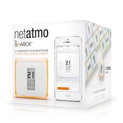 NETATMO Thermostat intelligent Wi-Fi pour Smartphone