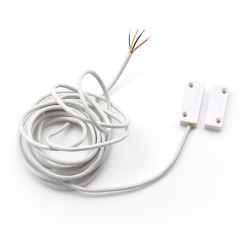ELMDENE Magnetic Contact Detector 4STLF with 3m cable