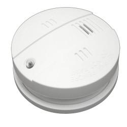 POPP - Z-Wave+ Smoke Sensor with indoor siren function