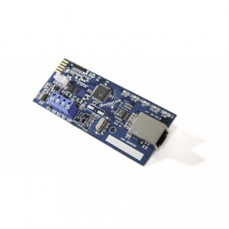 CONNECT2GO - Module d'interface IP EnvisaLink 4 pour centrales DSC et Honeywell