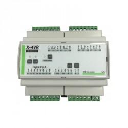 GCE ELECTRONICS - Extension 4 Volets roulants X4VR pour IPX800 V4