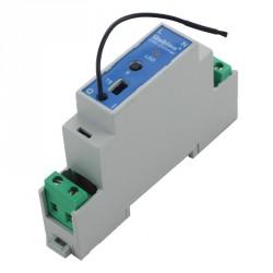 QUBINO - Module Rail DIN Fil Pilote Z-Wave+ ZMNHUD1