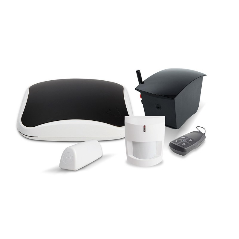 myfox pack myfox hc2 s curit smarthome europe. Black Bedroom Furniture Sets. Home Design Ideas