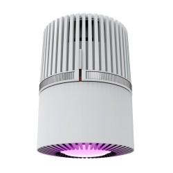 AWOX - Capteur de fumée avec ampoule LED connectée SafeLIGHT