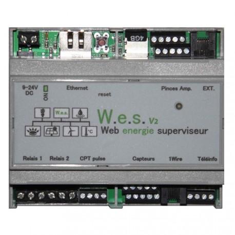 CARTELECTRONIC - W.E.S. Server V2