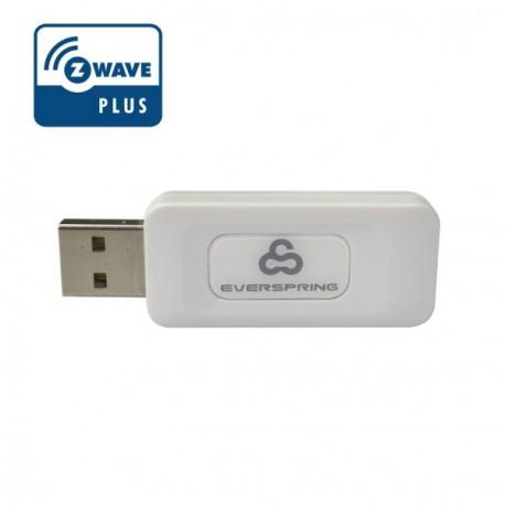 EVERSPRING - Contrôleur USB Z-Wave+