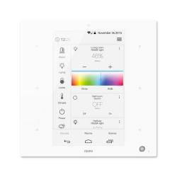 ZIPATO - Wall Controller all-in-one White