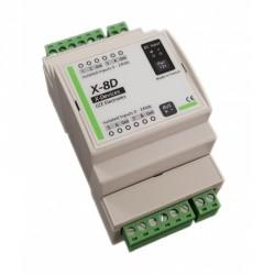 GCE ELECTRONICS - Extension 8 entrées digitales optocouplées X8D pour IPX800 V4