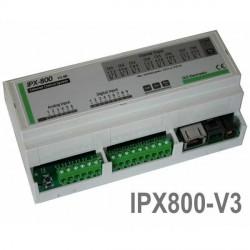 GCE Electronics Module Rail DIN Webserver 8 relais IPX800 V3.0
