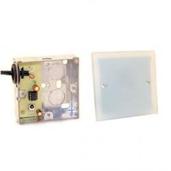 KEENE ELECTRONICS IR Standard Receiver Flush Wall Plate